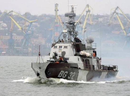 ВМС України посилюють оборону Азовського моря