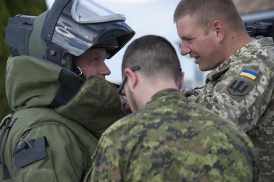 Українські сапери перемогли на престижних змаганнях НАТО
