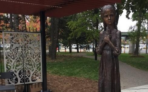 У канадському Торонто відкрили меморіал жертвам Голодомору в Україні