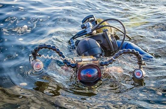"""Підводна археологічна експедиція """"Хортиця-Наварекс 2018″ виявила на дні моря два турецьких судна, ймовірно затоплених козаками-запорожцями у XVII столітті"""
