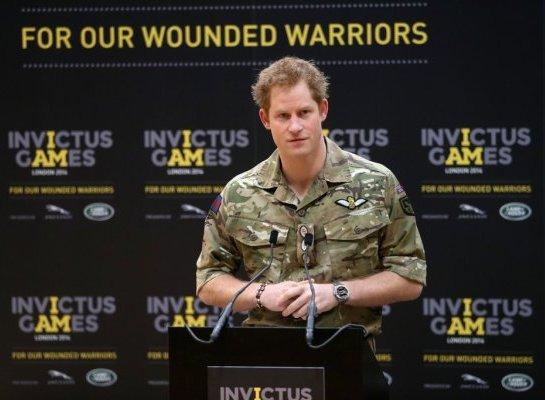 """Українські військові здобули 20 медалей на Invictus Games в Австралії. Принц Гаррі розглядає пропозицію проведення наступних """"Ігр нескорених"""" в Україні"""