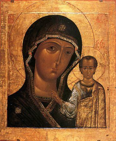 Українці відзначають велике Богородичне свято – День Казанської ікони Божої Матері