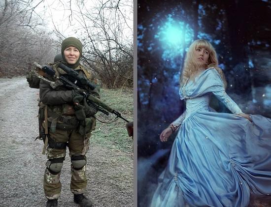 Українок-військових закликали підтримати світовий флешмоб #підбориVSберці