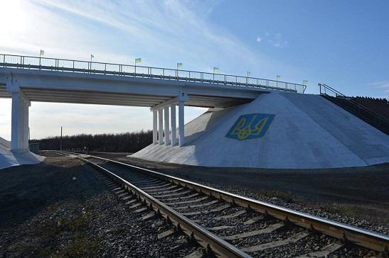 Українські військові відновили пошкоджений бойовиками міст під Попасною