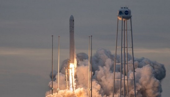 З космодрому НАСА запустили ракету, виготовлену за участю України