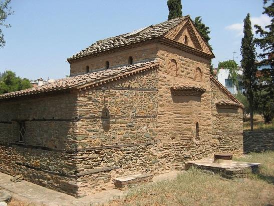 В історичному храмі Святого Миколая Орфаноса в грецьких Салоніках звершено Божественну літургію українською мовою