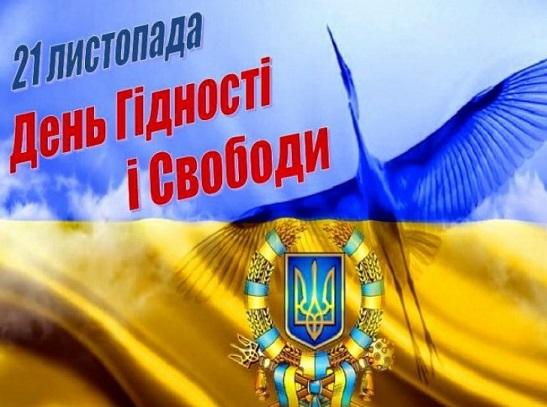 День Гідності та Свободи у Києві відзначать квестами, виставками і змаганнями зі стрільби