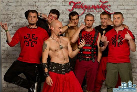 """Український гурт """"Гайдамаки"""" отримав у Варшаві одну з найстаріших музичних відзнак – """"за культурний міст через річку зла"""""""