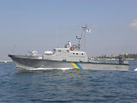 Україна посилює флот новими катерами