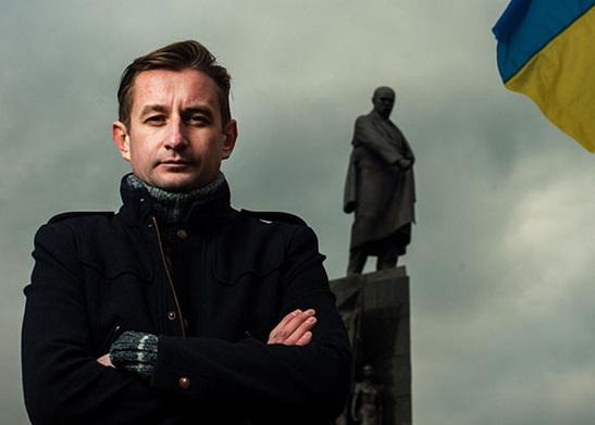 Український письменник зібрав за 1 день 1 млн грн на підтримку армії