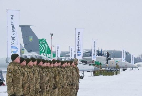 ЗСУ отримали на озброєння додатково понад 20 одиниць авіаційної техніки