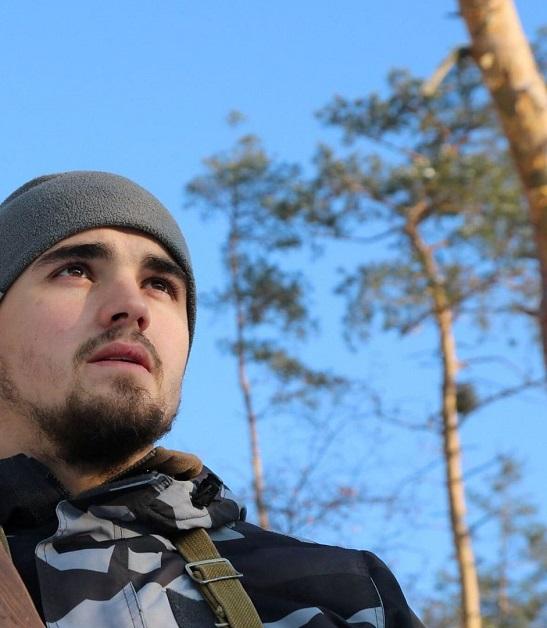 """""""Національні Дружини"""" провели бойовий вишкіл у лісах поблизу Черкас"""