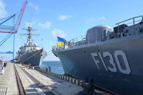 Порошенко підписав закон, що розширить контроль України у Чорному морі