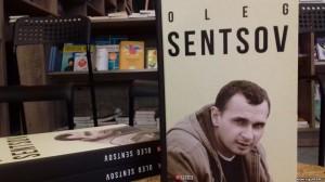 У Києві презентували книгу про Сенцова англійською мовою