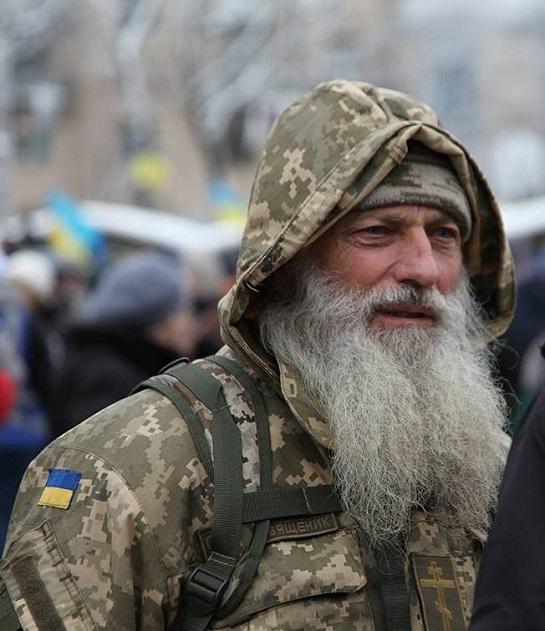 Капелани: вірні сини України і лицарі Віри Христової