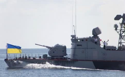 Морська база на Азовському морі буде пріоритетом у 2019 році для ВМС