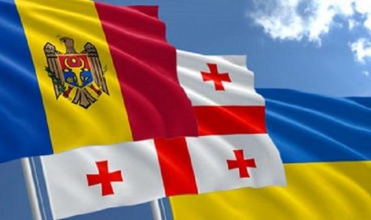Україна, Грузія і Молдова підписали Меморандум з реінтеграції територій та протидії РФ