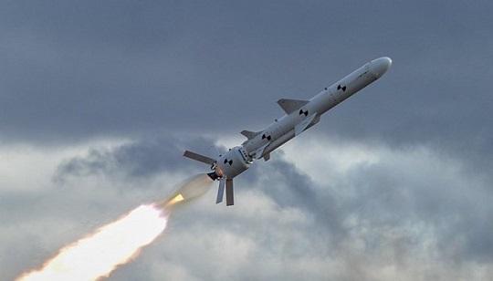 "В Україні випробували протикорабельну ракету ""Нептун"""