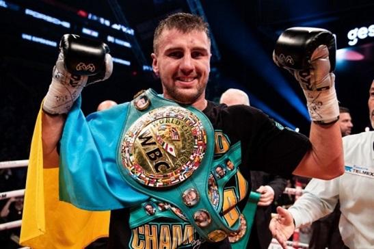 Гвоздик став четвертим чинним українським чемпіоном світу з боксу