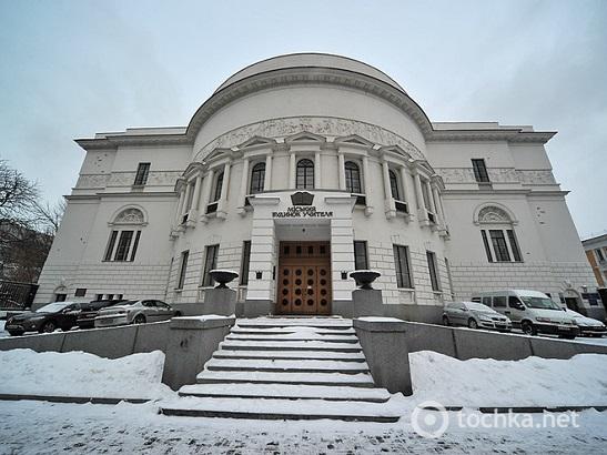 У будинку Центральної Ради відновлять кабінети Грушевського і Винниченка
