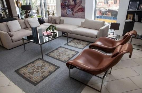 Українці створюють ексклюзивні килими, які купує принцеса Швеції