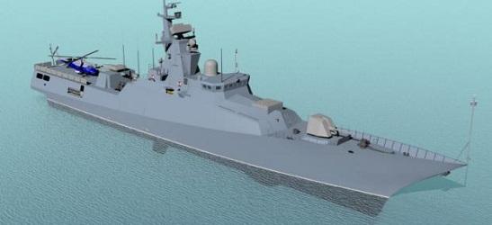 Укроборонпром має намір добудувати вітчизняний військовий корабель