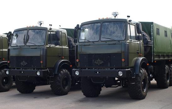 Черкаський автозавод протягом 2018 року відправив Збройним Силам України 200 нових вантажівок