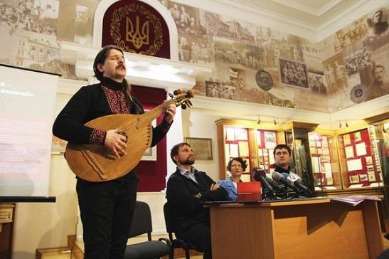 Інститут національної пам'яті презентував підготовку до 100-річчя Соборності України