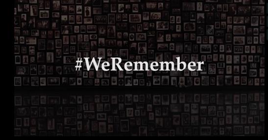 Україна приєдналася до кампанії #WeRemember для боротьби проти антисемітизму