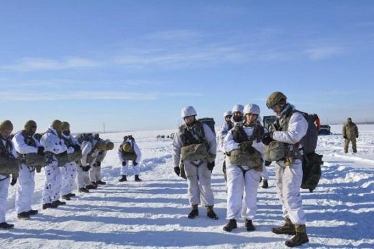 Десантно-штурмові підрозділи ЗСУ готові здійснити масову висадку за будь-яких умов: на дахи будинків, на палуби кораблів і навіть на замінованих територіях