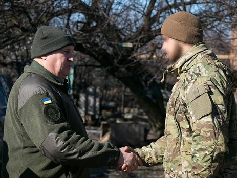 Військовослужбовці Нацгвардії України знищили снайперську пару ворога
