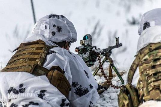Українці вислідили та знищили потужну ДРГ російських окупантів