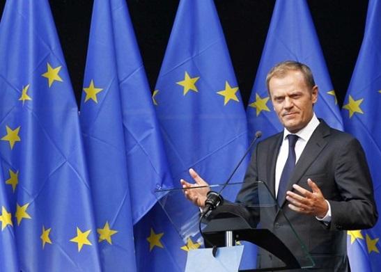 """Президент Європейської Ради Дональд Туск: """"Нема Європи без України!"""""""