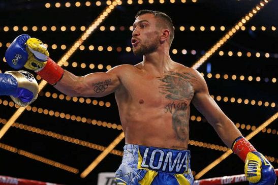 Ломаченко очолив рейтинг найкращих боксерів світу за версією talkSPORT