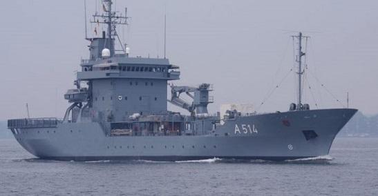 У Чорне море увійде флагман постійної протимінної групи НАТО