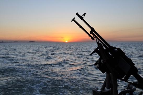 Азовське море: військові навчання на межі бойового зіткнення