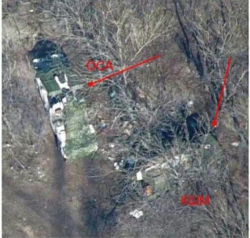 Українські військові знищили російську техніку під Горлівкою і Брянкою та зруйнували опорний пункт бойовиків на підступах до Донецька