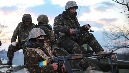 Українські воїни на Донбасі знищили кількох бойовиків