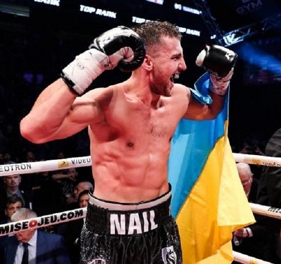Український боксер знову став чемпіоном світу, захистивши титул за версією WВC