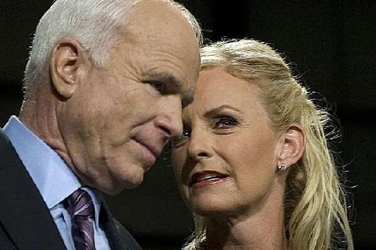 """Вдова Джона Маккейна: """"Тепер я розумію, чому він так любив Україну…"""""""