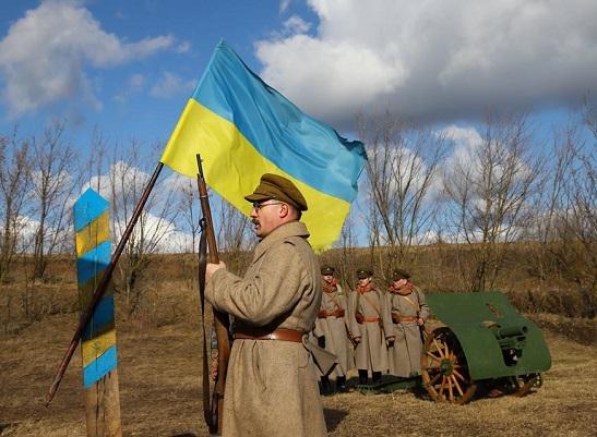"""Телевізійники програми """"Кордон держави"""" відзняли на Черкащині історичний випуск, присвячений Дню Держприкордонслужби"""