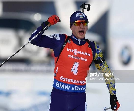 Українець став чемпіоном світу з біатлону