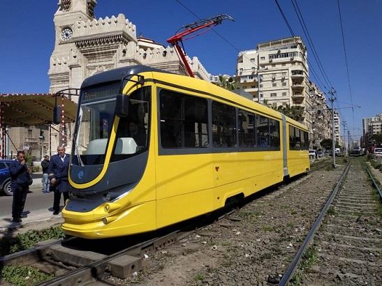 Єгипет у захваті від закупленого в Україні суперсучасного трамвая