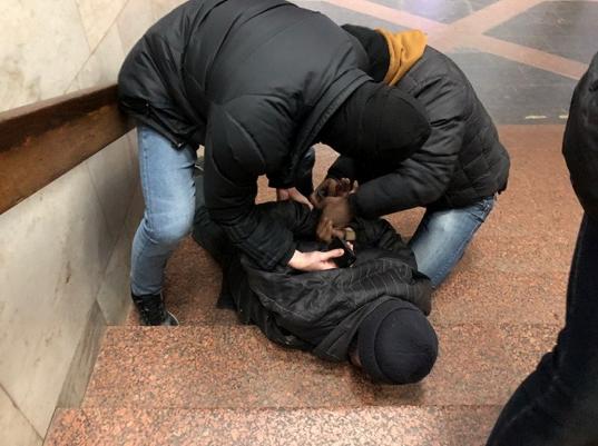 СБУ заявила, що запобігла теракту у метро Харкова