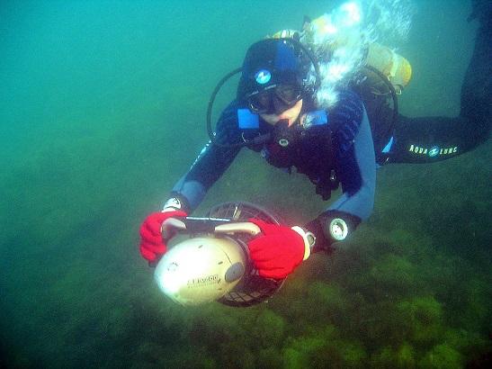 У Києві розкажуть про плани проведення підводних археологічних досліджень