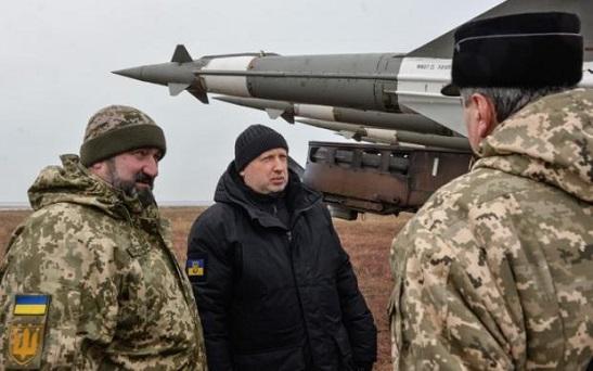 РНБО анонсує випробування нових потужних ракетних комплексів