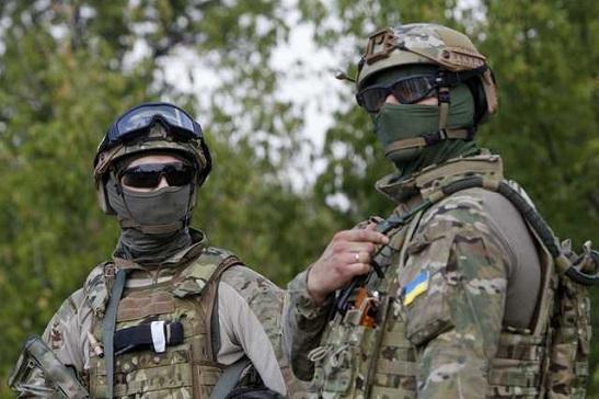 Опубліковано потужне відео навчань українського спецназу