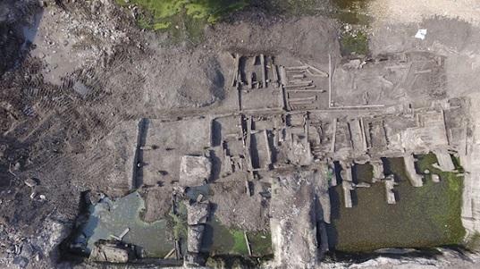 В Києві археологи знайшли вулицю XVII–XVIII століть