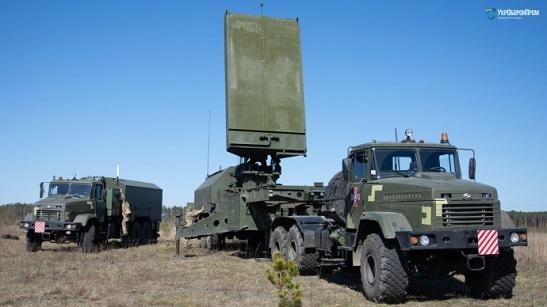 Українські військові успішно випробували новий контрбатарейний радар