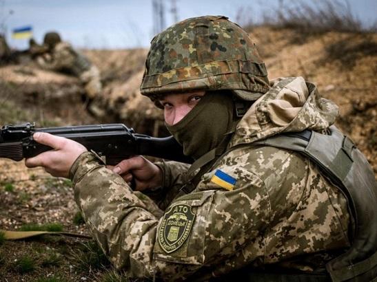 Українські війська приведені у стан посиленої бойової готовності